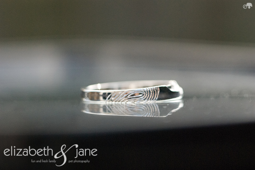 Printed Wedding Bands