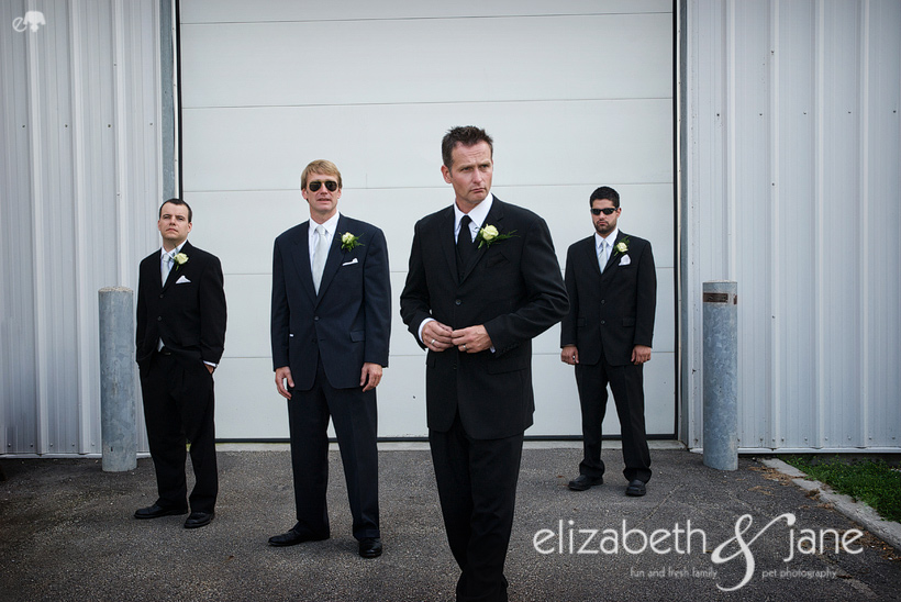 Liz & Scott ~ August 15th, 2009