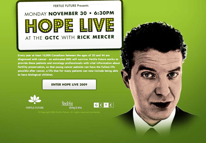 Hope Live - Tonight!!!