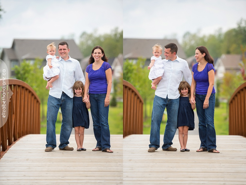 Fortin MacEwan Family  photographed in Ottawa by Liz Bradley of elizabeth&jane photography