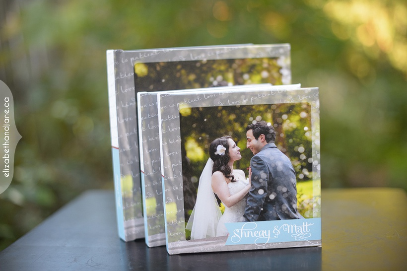 Shneay and Matt's wedding products photographed in Ottawa by Liz Bradley of elizabeth&jane photography