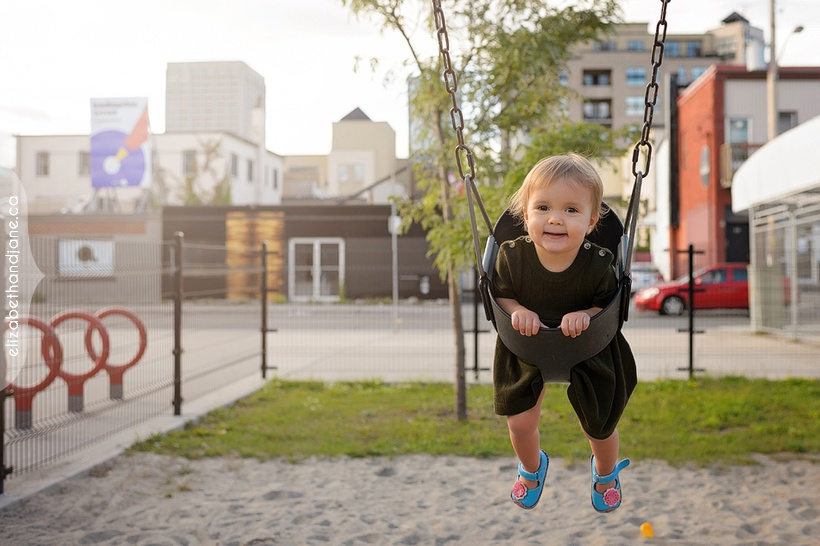 Adorable kid portraits photographed in Ottawa by Liz Bradley of elizabeth&jane photography