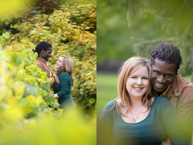 Annelise and Ben's Engagement Session in Ottawa photographed by Liz Bradley of elizabeth&jane photography