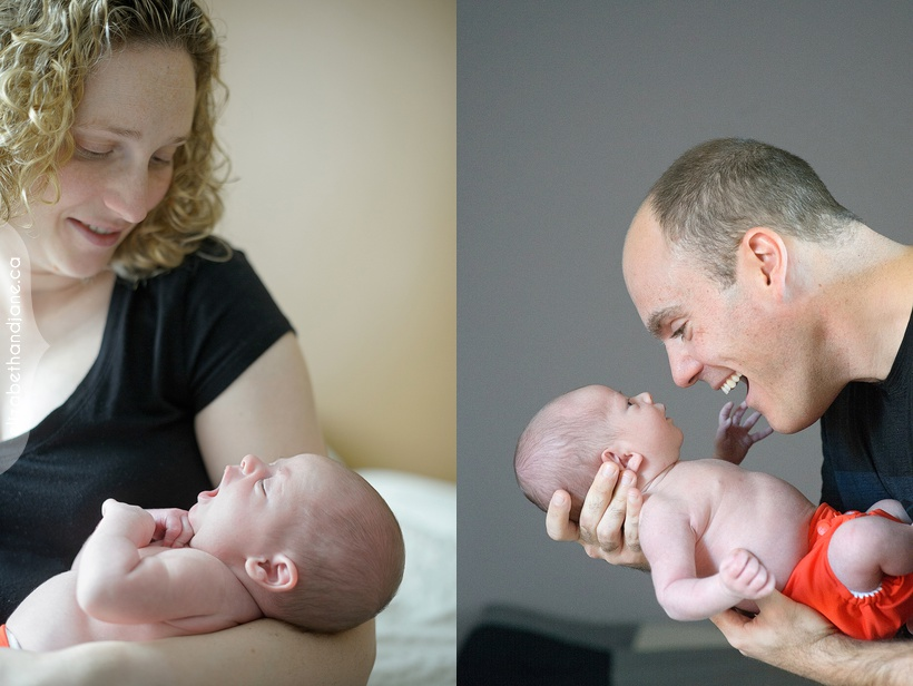 Mateo Newborn session in Ottawa photographed by Liz Bradley of elizabeth&jane photography