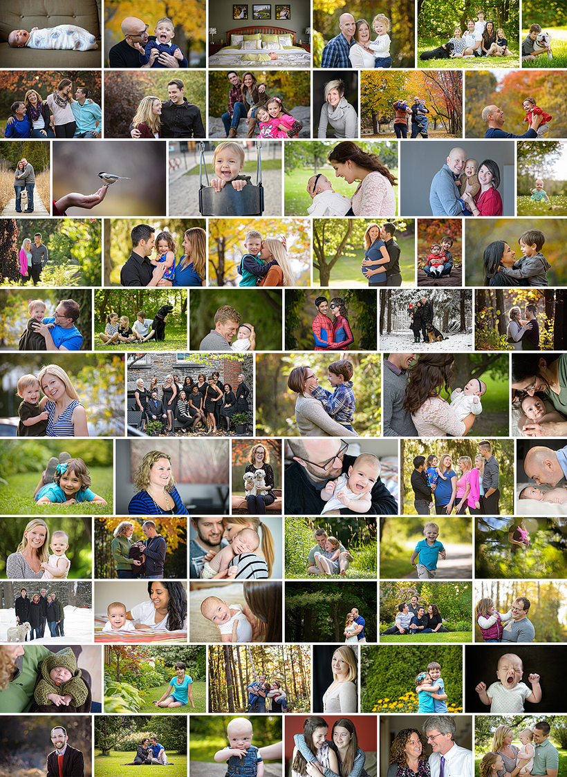 2014 Family Sessions by Liz Bradley of elizabeth&jane photography