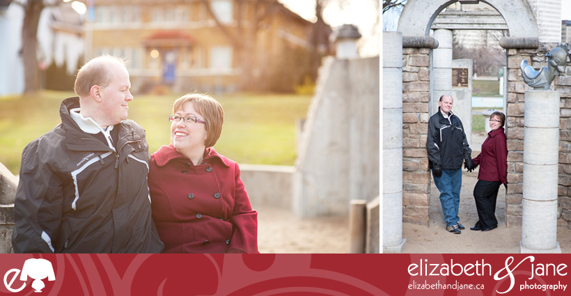 Family photography of the Karen and Brad in Ottawa